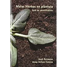 Malas hierbas en plántula.: Guía de identificación. (Gran Angular)