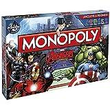 Hasbro - Juego de mesa Monopoly, con diseño Avengers (Hasbro B0323105)