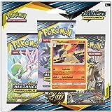 Pokemon (SL10) Soleil et Lune - Alliance Infaillible-Pack 3 boosters, 3PACK01SL10