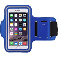 SCORIA® Sports Armband | Sports Arm Belt | Mobile Case for Running Jogging Sports & Gym Activities (Up to 5 to 5.5 inch)