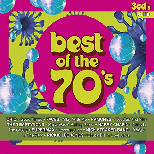 Best of the 70'S (70er Jahre Disco)