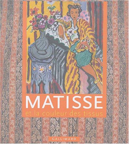 Matisse et la couleur des tissus par Jack Flam
