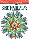 #6: Creative Haven Bird Mandalas Coloring Book (Adult Coloring)