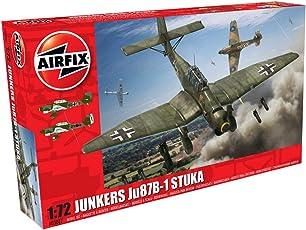 Airfix - Junkers Ju87 B-1 Stuka 1:72, A03087