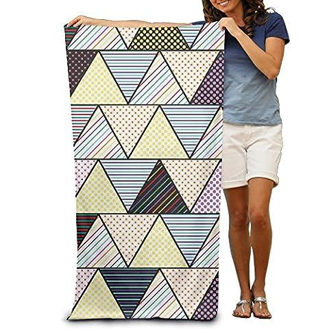 2017 New Style Cotton Towel Geometric Comfortable