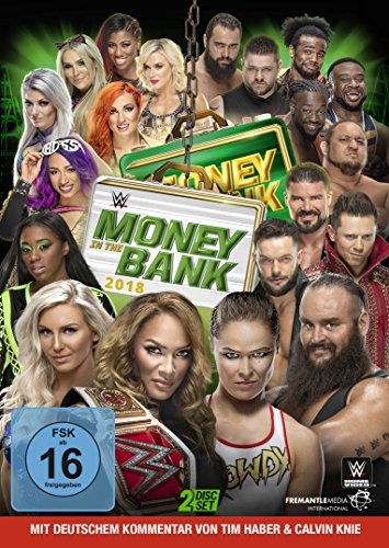 Money in the Bank 2018 [2 DVDs]