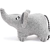 Heads Up For Tails Paws for Earth Animal Plush Dog Toy - Elephant - Small