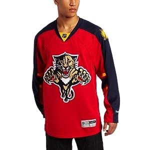 Reebok Florida Panthers Rot Premier NHL Jersey