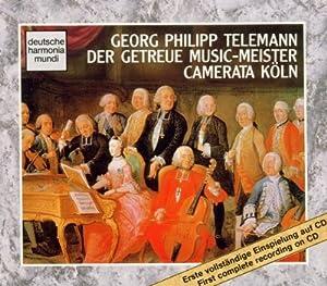 Telemann - Der Getreue Music-meister
