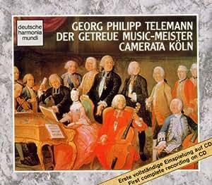 Telemann: Der Getreue Music-Meister (Gesamtaufnahme