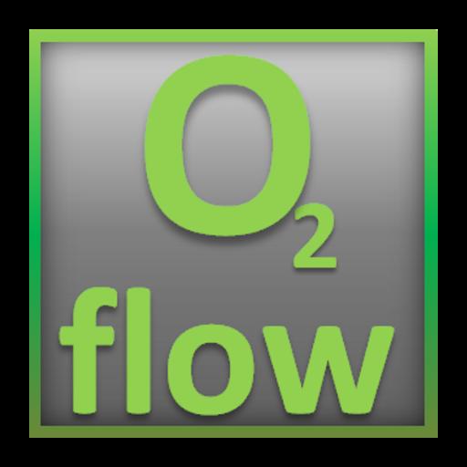 Oxygen flow calculator -
