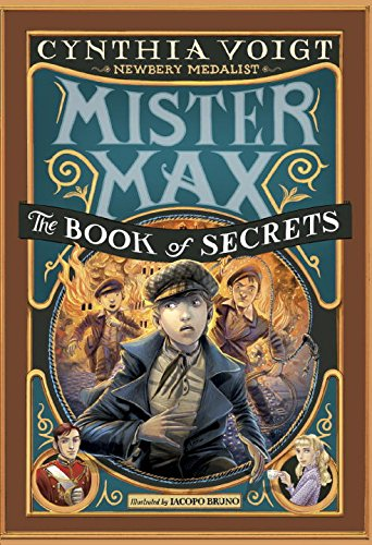 Book of Secrets (Mister Max)