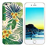 ZHXMALL Coque iPhone 6 / 6S 4.7', Etui TPU Premium Flexible Souple Silicone Ultra Mince Lége Transparent Case Slim Gel Couverture Housse Protection Anti Rayures Antichoc Pare-Chocs Cover