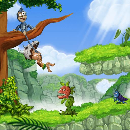 Jungle Adventures 2 - 2 Seite Tv