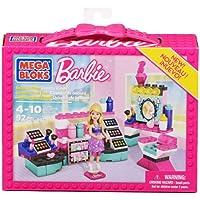 Mega Bloks Barbie Build 'n Play Beauty Kiosk