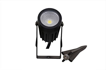 Glitz LED outdoor Garden SPOT and SPIKE 3w IP65, GREEN COLOR Light output, 3watt