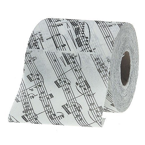 Preisvergleich Produktbild Toilet Paper: Sheet Music