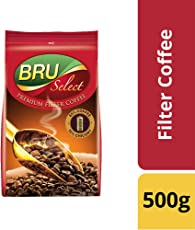 BRU Select Filter Coffee, 500g