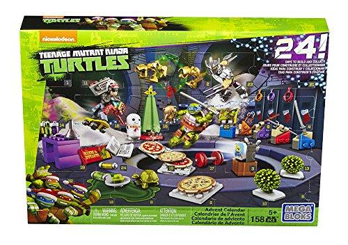 Teenage Mutant Ninja Turtles DPF85 Advent Calendar