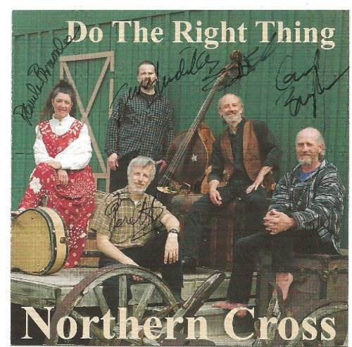 Do the Right Thing- Northern Cross by Pamela Brownlee- autoharp, choral synchronizer, Scott Brownlee- bass Greg Brayshaw- guitar & mandolin (2003-08-03)