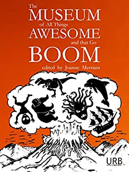 The Museum of All Things Awesome and that Go Boom (English Edition) di [Liu, Ken, Richardson, Leonard, Luce, Kelly, Pflug, Ursula, Satifka, Erica, Oltion, Jerry, Nagamatsu, Sequoia, Fortmeyer, Kendra, Comer, Jim]