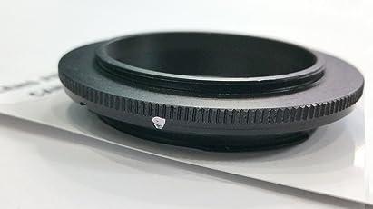 Omax 49mm lens reversal ring for macro photography for canon ef50mm f/1.8 stm lens