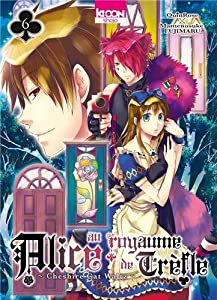 Alice au royaume de Trèfle Edition simple Tome 6