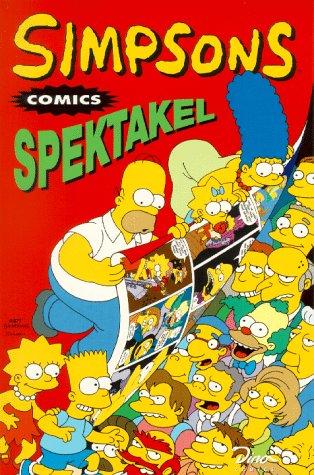 Simpsons Comics, Sonderband 2: Spektakel