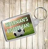 Hibernian's Biggest Fan Fußball Schlüsselanhänger–Geburtstag Geschenk/Strumpffüller