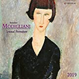 Amedeo Modigliani Sensual Portraits 2019
