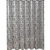 Fashion shower curtain Tenda impermeabile doccia resistente all'acqua, Tenda isolante per bagno divisorio, Tessuto ispessito PEVA, Invia anello appeso ( Dimensione : 200*180cm )