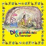 Die gestohlenen Ostereier- Personalisiertes Kinderhörbuch - Unikat - CD - Mawinti - Mit dir in der Hauptrolle