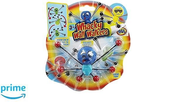 ef58e635147c HGL Wacky Wall Walkers - Assorted  Amazon.co.uk  Toys   Games