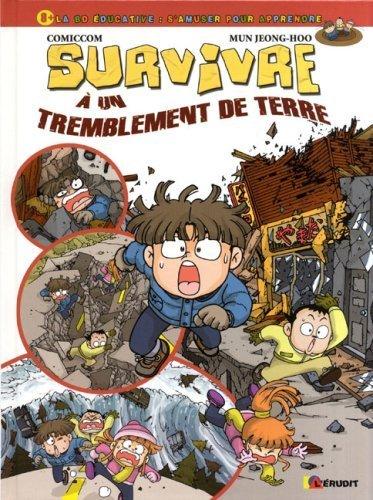 Survivre à un tremblement de terre de Jeong-Hoo Mun (1 septembre 2006) Broché