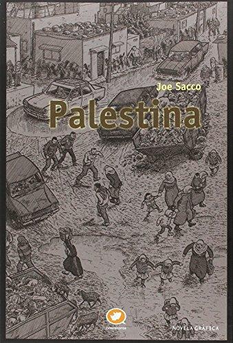Palestina (Novela Gráfica)