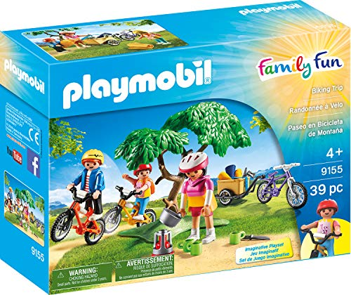 Playmobil 9155 Tiempo Libre Mountain Bike de Tour