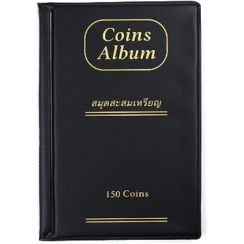 Exacompta 96113e Album De Collection Pour 50 Médailles