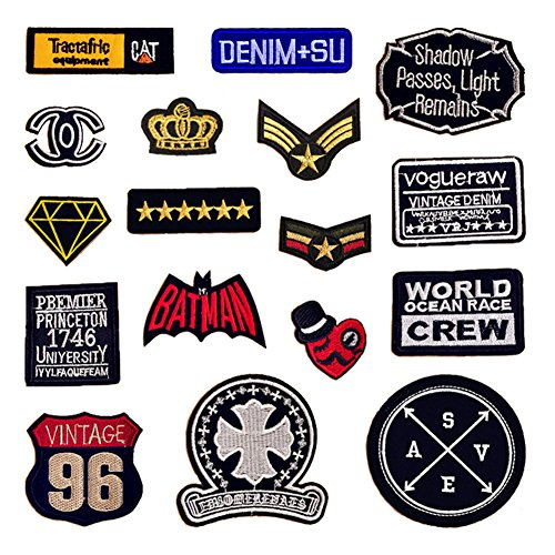 stern-fluegel-diy-patch-aufnaeher-applikation-aufbuegler-17-stk-set