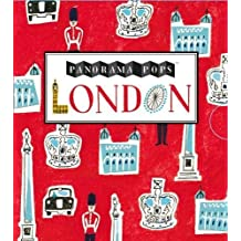 London: A Three-Dimensional Expanding City Skyline (Panorama Pops)