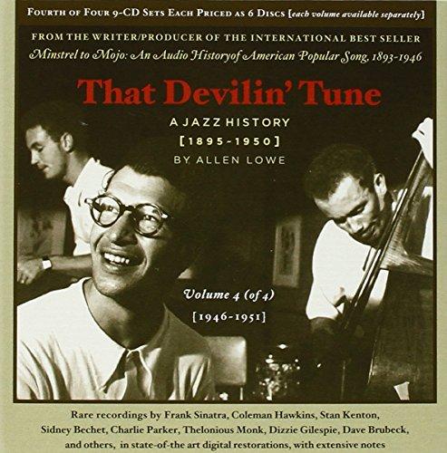 Preisvergleich Produktbild That Devilin Tune Vol. 4 - A Jazz History (1946 - 1951)