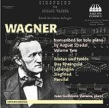 Wagner: Transkriptionen für Klavier solo -