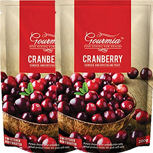 Gourmia Dried Cranberry 400g(200x2)