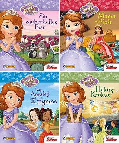 4er Disney Sofia die Erste 1-4 (Nelson Mini-Bücher)