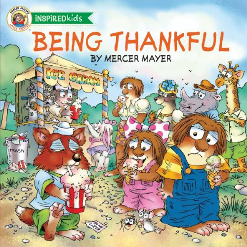 Being Thankful (Little Critter) (English Edition)