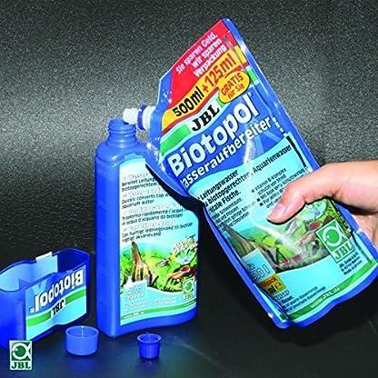 JBL Biotopol Water Treatment Refill for Fishkeeping, 500ml + 125ml 2