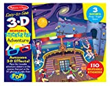 Melissa and Doug Easy to See 3D Adventure Puzzle, Multi Color