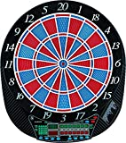 Best Electronic Dartboards - Sunflex Unisex Child Excellence Electronic Dartboard - Multicoloured Review