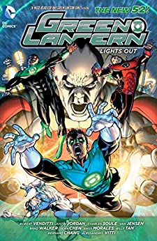 Green Lantern: Lights Out (The New 52) by [Venditti, Robert]