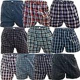 5-10 STK Männer Boxershorts Set Herren Baumwolle Unterhosen (7/XL, 10 Stück)