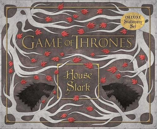 GAME OF THRONES: HOUSE STARK DELUXE STATIONERY SET (Insights Deluxe Stationery Sets) -